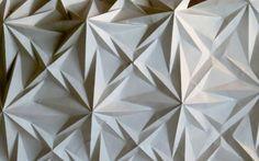 origami tessellation #geometry #modular #paper #fold #design