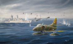 HMS Glasgow, Falklands war