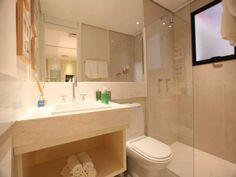 Dicas de pedras para banheiro moderno