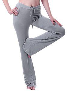 HDE Women Soft Cotton Yoga Gym Workout Track Lounge Drawstring Pants- Plus Sizes (Light Grey, X-Large) HDE http://www.amazon.com/dp/B00P9SHW2M/ref=cm_sw_r_pi_dp_AGPkwb1GHNR5G