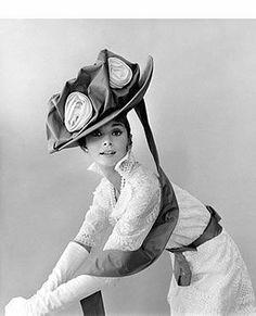 My Fair Lady wardrobe shot.  Copyright © Cecil Beaton