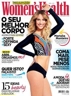 Women's Health Portugal #10 - abril 2016