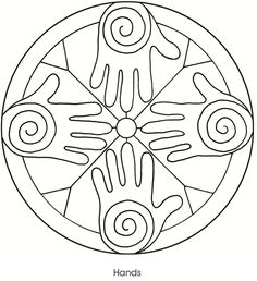 Welcome to Dover Publications Let's Color Together - Mandalas