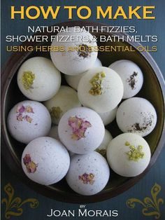 Find all the recipes in our Bath Fizzies, Shower Fizzers & Bath ...