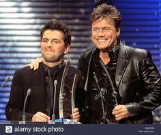 """Thomas Anders (l) And Dieter Bohlen (r) Alias """"modern Talking ..."""