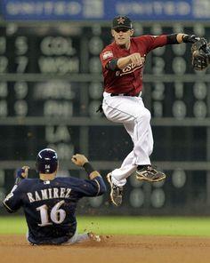 Jed Lowrie--Houston Astros Team Photos - ESPN
