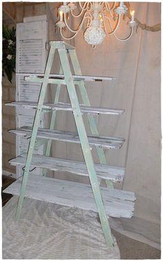 Cute ladder shelf