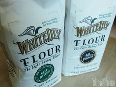 White Lily Flour, That is what my Mom used and she made the best biscuits ever!