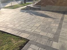 Imperial Stone and Design is a quality, full service design and landscaping company serving Milton, Oakville, and Burlington, Ontario. Paver Designs, Landscaping Company, Driveways, Service Design, New Homes, Patio, Landscape, Stone, Architecture