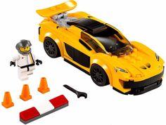Lego 75909 – McLaren P1 | i Brick City