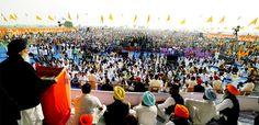 Bathinda rally proves Punjab doing its best to maintain peace and communal harmony #PunjabPeaceRally #Bathinda #SadbhavnaRally #SOI #akalidal #Shiromaniakalidal #YAD