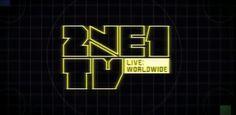 (K. TV Shows) 2NE1 TV Korean Tv Shows, 2ne1, Company Logo, Neon Signs, Design, Projects, Log Projects, Blue Prints