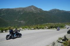 Embark On A New England Motorcycle Adventure