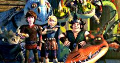 'How to Train Your Dragon' Netflix Series Trailer Announces June Debut -- Netflix has released the first teaser for Season 3 of 'DreamWorks Dragons', entitled 'Race to the Edge', debuting June 26th. -- http://www.movieweb.com/dreamworks-dragons-race-to-edge-trailer-netflix