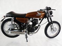 Standard R/H Exhaust To Fit Honda CG 125 CG 250 | Motor Fairing Kit
