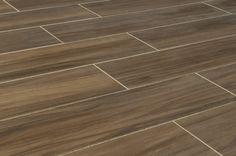 """Porcelain Tile - Aztec Series - Brown / 6""""x24"""""""