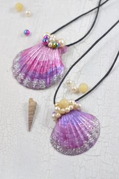 Beach Crafts For Babies inside Arts Crafts Festivals Near Me. Diy Arts And Crafts For Prescho.Beach Crafts For Babies inside Arts Crafts Festivals Near Me. Diy Arts And Crafts For Preschoolers Mermaid Necklace, Seashell Necklace, Shell Necklaces, Seashell Crafts, Beach Crafts, Diy Fleur, Inside Art, Mermaid Parties, Shell Art