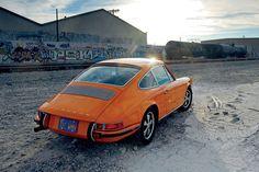 Early Porsche 911E
