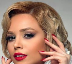 Very nice makeup