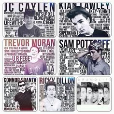 1000+ images about You Tubers on Pinterest   Caspar lee ...Our2ndlife Members Names