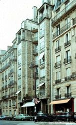 Rue Franklin Apartments - Auguste Perret