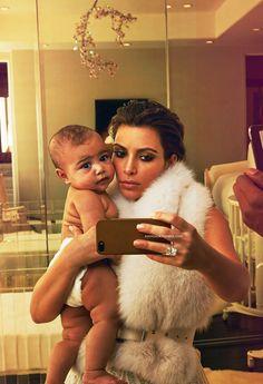 US Vogue (April 2014) by Annie Leibovitz