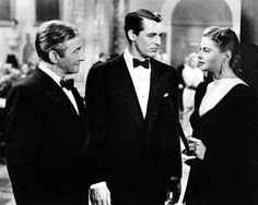 Claude Rains, Cary Grant and Ingrid Bergman in Notorious directed by Alfred Hitchcock, 1946 Alfred Hitchcock, Hitchcock Film, Ingrid Bergman, Cary Grant, Camera Logo, Chroma Key, Rachel Weisz, Great Films, Good Movies