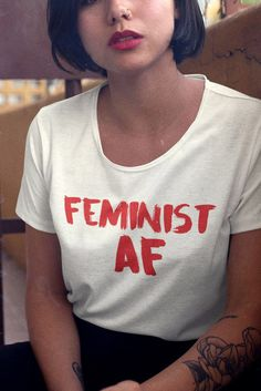 Are you feminist AF too?