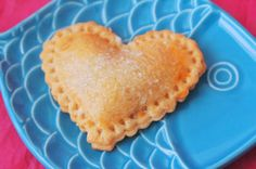 Heart Shaped Hand Pies - 12 Pieces, One Dozen - Edible Favor, Valentines Day, Gift Wedding, Birthday, Bridal Shower, Baby Shower Edible Gift by Crumbtastic on Gourmly