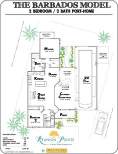 Rv Port Home Floor Plans on garage home floor plans, porch home floor plans, acadian style home floor plans, pool home floor plans, shed home floor plans, shop home floor plans,