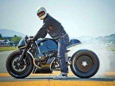 BMW R nineT Custom Project in Japan (via BMW Motorrad)