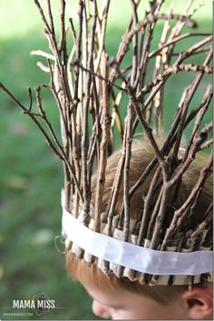 25 Awesome Twig Crafts for Kids With Lots of Tutorials 2019 Fancy Stick Crown. 25 Awesome Twig Crafts for Kids With Lots of Tutorials 2019 Fancy Stick Crown.