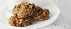 Oat, Craisin and White Chocolate Biscuits recipe, brought to you by MiNDFOOD.