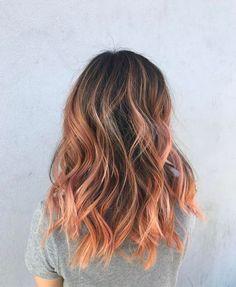 21 Blorange Hair Looks > CherryCherryBeauty.com #hairhighlights