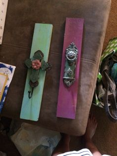 Old pieces of wood