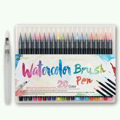 Mais um tipo de pincel/caneta para comprar