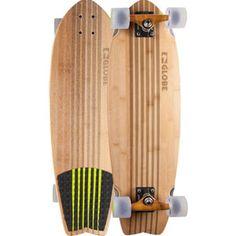 GLOBE Pin City Skateboard, LOVE THE STOMP PAD