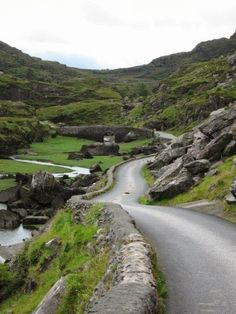 Gap of Dunloe, County Kerry, Ireland