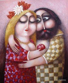 vladimir olenberg   Vladimir Olenberg nació en Rusia en 1950.