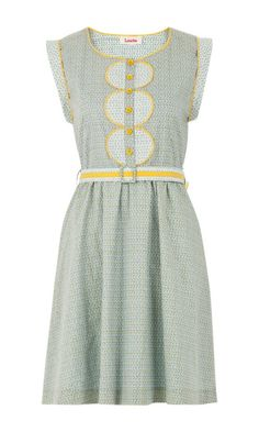 Louche Quinn Belted Dress