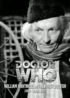 1. One of the best, in my opinion. Made up a lot of the Doctor and Susan's history himself.