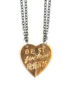 haha I would so buy this for my best friend.
