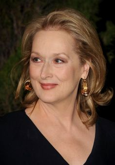 Meryl Streep at the 84th Academy Awards Nominations Luncheon