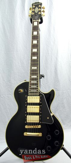 Epiphone Les Paul Black Beauty Electric Guitar | B-Stock