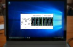 Mejora el suavizado de las tipografías en Windows para que el texto luzca como en Linux o Mac