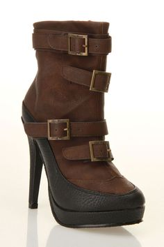 Apple Bottom Berry Short Boots - cute! Only $39.99