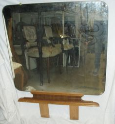 Desk Mirror (throne room)