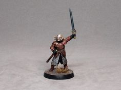How to Paint Theoden, King of Rohan