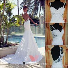 vestido de noiva sereia baratos, compre trompete sereia casamento vestidos estilo de qualidade diretamente de fornecedores chineses de vestido de baile da sereia.