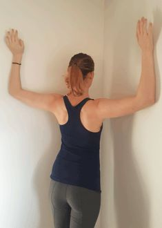 Improve posture with this simple technique. Alleviate back pain. Use a back brace to achieve the perfect posture. Live a life free of back pain. Natural Posture's infromation on posture improvement and correction. Better Posture Exercises, Posture Correction Exercises, Posture Stretches, Scoliosis Exercises, Back Exercises, Sciatica Stretches, Fix Bad Posture, Improve Posture, Shoulder Stretches